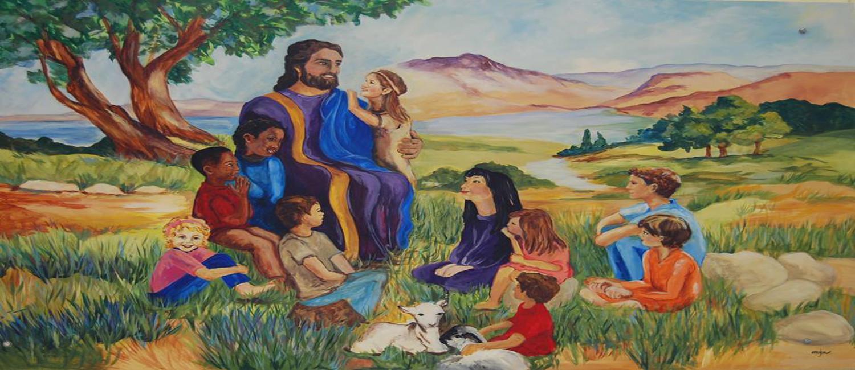 God Put the Wiggle in Children