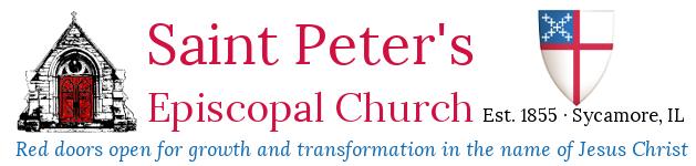 Saint Peter's Episcopal Church, Sycamore IL